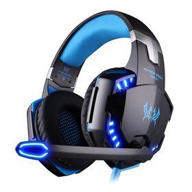 Virtual Surround Sound Gaming Headset