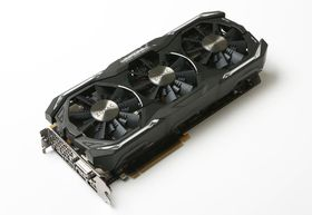 Zotac Geforce GTX 1080 AMP Extreme Graphics Card - 8GB