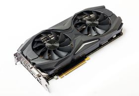 Zotac Geforce GTX1080 AMP Graphics Card - 8GB