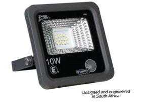 Ellies - 10W LED Flood Light - Black