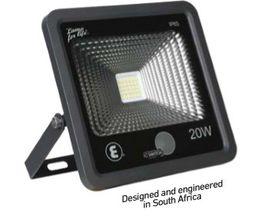 Ellies - 20W LED Flood Light - Black