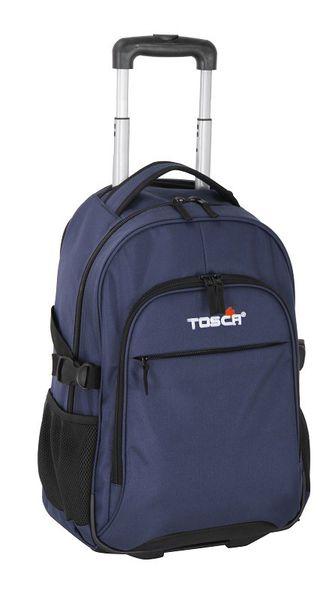 Tosca Laptop School Business Trolley - Navy