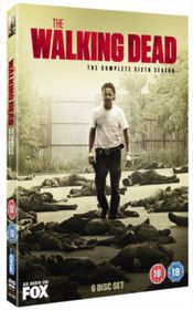The Walking Dead: The Complete 6 Season (DVD)