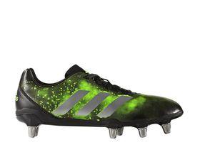 Men's adidas Adipower Kakari Soft Ground Rugby Boots
