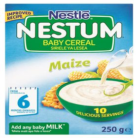 Nestle - NESTUM Baby Cereal Maize from 6 Months - 250g