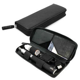 Tuff Luv E - Cig Vape Pen Luxury Leather Travel Case
