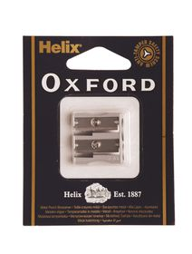 Helix Oxford Double Hole Sharpener