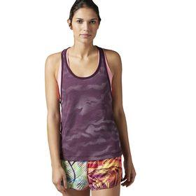 Women's Reebok Burnout Tank Top
