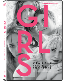 Girls Season 5 (DVD)