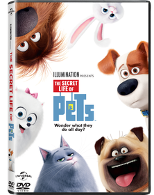 The Secret Life of Pets (DVD)