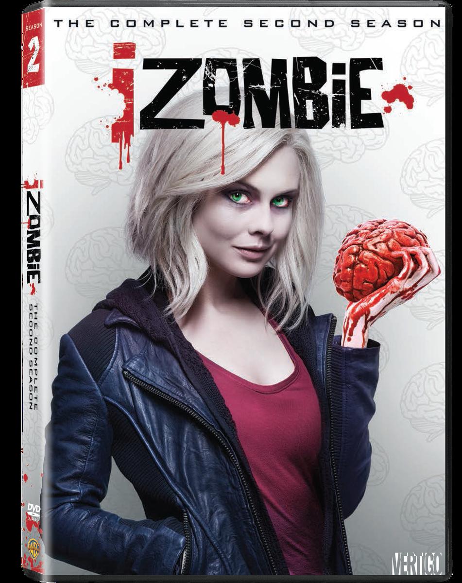 izombie season 2 dvd buy online in south africa