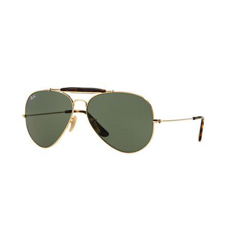 3a0de220a5 Ray-Ban Outdoorsman RB3029 181 62 Sunglasses