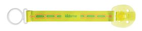 Kidsme - Pacifier Clip Lime