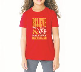 OTC Shop Believe You Can T-Shirt