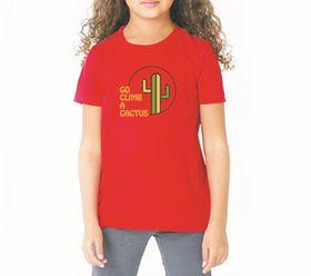 OTC Shop Climb a Cactus T-Shirt