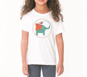 OTC Shop Cute Elephant T-Shirt