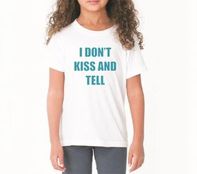 OTC Shop I Don't Kiss and Tell T-Shirt