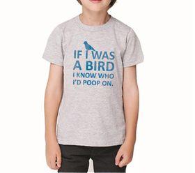 OTC Shop If I was a Bird T-Shirt