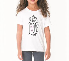 OTC Shop Live the Love T-Shirt