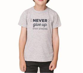 OTC Shop Never Give Up T-Shirt