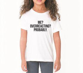 OTC Shop Overreacting T-Shirt