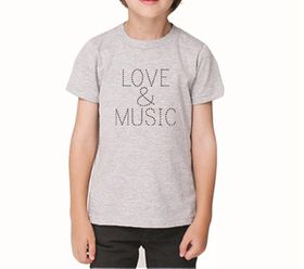 OTC Shop Love & Music T-Shirt