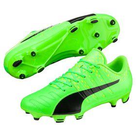 Men's Puma evoPOWER Vigor 3 Lth FG Soccer Boots