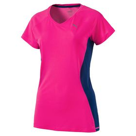 Women's Puma Core-Run Short Sleeve T-Shirt