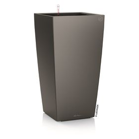 Lechuza - Cubico Premium 50 - Charcoal Metallic