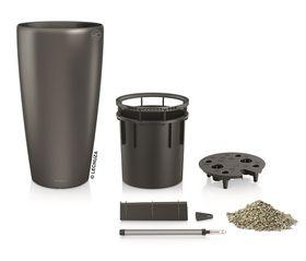 Lechuza - Rondo Premium 40 - Charcoal Metallic