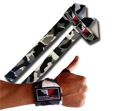 Fitness Freakz Lifting Straps & Heavy Duty Wrist Straps Combo