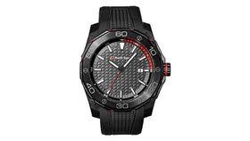 Watch, Audi Sport, Black