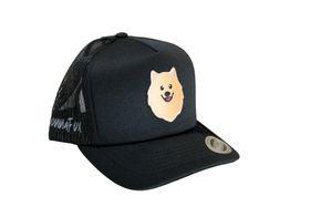 DonnaFox Pomeranian VZ Trucker Cap