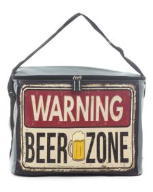Leisure-quip - 30 Can Retro Soft Cooler Bag - Beer Zone