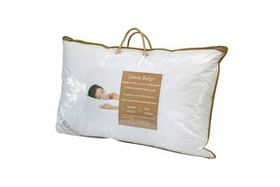 Simon Baker - Down Alternative Premium Bronze Pillow - Standard