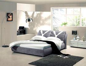 Simon Baker - Grey Suede Bed Base Wrap