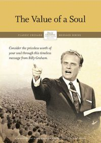 Billy Graham Series - Value Of A Soul (DVD)