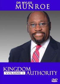Myles Munroe - Kingdom Authority Vol. 1 (DVD)