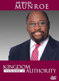Myles Munroe - Kingdom Authority Vol. 2 (DVD)