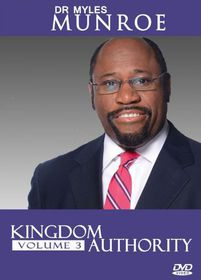 Myles Munroe - Kingdom Authority Vol. 3 (DVD)