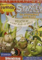 Hermie - Stanley Die Stinkgogga Gaan Op Kamp (DVD)