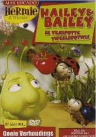 Hermie - Hailey & Baily Se Verspotte Tweelingtwis (DVD)