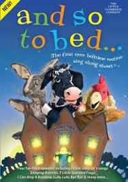 And So To Bed...The First Ever Bedtime Routine Sing Along Show! (DVD)