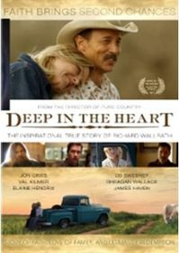Deep In The Heart - The Inspirational True Story Of Richard Wallrath (DVD)