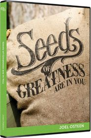 Joel Osteen - Seeds Of Greatness Are In You (DVD)