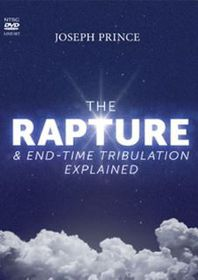 Joseph Prince - The Rapture And End-Time Tribulation Explained (DVD)