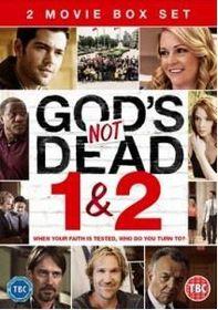 God's Not Dead Box Set (DVD)