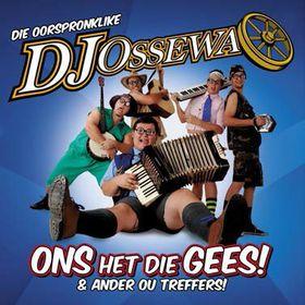 Dj Ossewa - Ons Het Die Gees (CD)