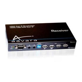 Aavara PB7000-RE Receiver with PoE Support