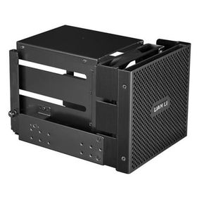 Lian-li EX-33X1 All Black HDD Cage + Mesh